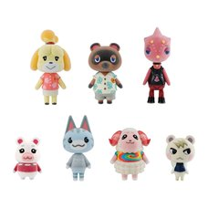 Animal Crossing: New Horizons Villager Collection Box Set (Complete)