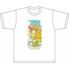 Cardcaptor Sakura White T-Shirt