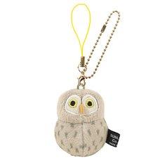 Irotoridori Owl Keychain Strap