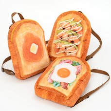 Marude Pan Like a Bread Backpacks Vol. 3
