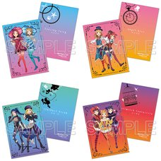 Love Live! Sunshine!! Duo & Trio Clear File