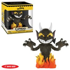 Vinyl Figure: Cuphead - The Devil 6""