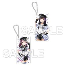 CharaClear Love Live! Sunshine!! Believe Again Acrylic Keychain Collection