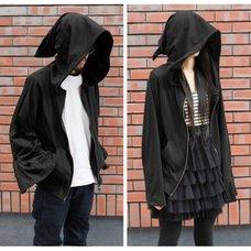 Sorcerer Black Hoodie