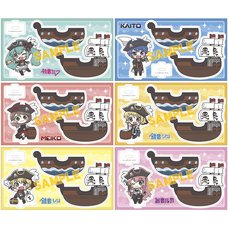 Vocaloid Pirate Yurayura Acrylic Stand Collection