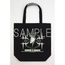 World Witches Heidemarie Model Phosphorescent Tote Bag