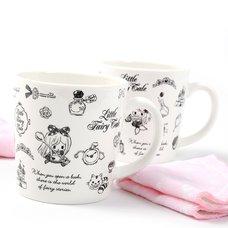 Little Fairy Tale Mug and Towel Set