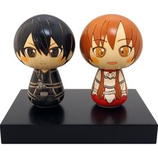 Sword Art Online the Movie: Ordinal Scale Kokeshi Doll Set