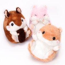 Coroham Coron Mori no Osanpo Hamster Plush Collection (Big)