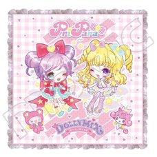 Idol Time PriPara Dolly Mix Yui & Laala Hand Towel