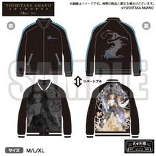 Bushiroad x Yoshitaka Amano Artworks Game Illustration Sukajan Jacket