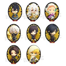 Deco Rich Touken Ranbu -Online- Box Set