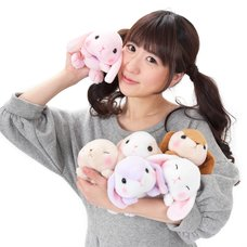 Pote Usa Loppy Napping Weather Rabbit Plush Collection (Standard)
