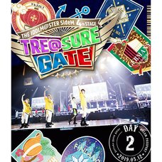 The Idolm@ster: SideM 4th Stage ~Tre@sure Gate~ Live Blu-ray Dream Passport Day 2 (Regular Edition)