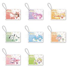 Touhou Project x Sanrio Characters Card Case Collection