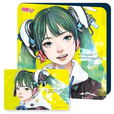 Hatsune Miku Future Bass Collection Download Card