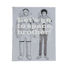 Space Brothers Exhibit Canvas Sketch