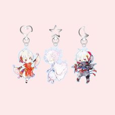 Mafumafu Acrylic Keychain Collection