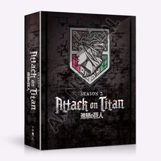 Attack on Titan: Season 2 Limited Edition Blu-ray/DVD Combo Pack