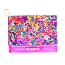 6%DOKIDOKI Colorful Rebellion-Original Flat Pouch