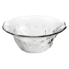 Glass Relief Small Bowl