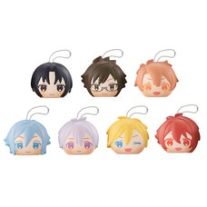 Fluffy Squeeze Bread IDOLiSH 7 Box Set