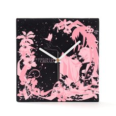 The Eden of Grisaia Amane Suou Butterfly Clock