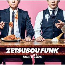 ZETSUBOU FUNK | Kafka's Tokyo Despair Diary Opening Theme CD w/ DVD