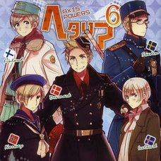 Hetalia: Axis Powers Vol.6