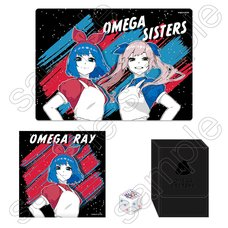 [Comic Market 97] Omega Sisters Goods