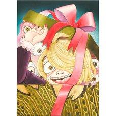 Kanako Inuki Fushigi no Tatari-chan Surprise Reproduction Art Print