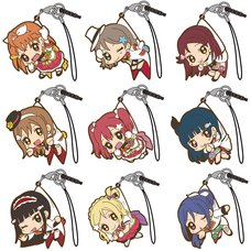 Love Live! Sunshine!! Tsumamare Strap Collection: Mirai Ticket Ver.
