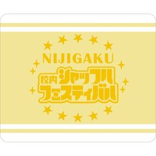 Love Live! Nijigasaki High School Idol Club Shuffle Festival in School Wristband