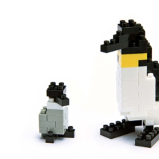Nanoblock Penguins