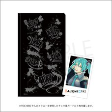 Hatsune Miku Creators Party Polaroid-Style Card File