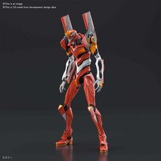 Real Grade Neon Genesis Evangelion Evangelion Production Model-02