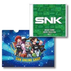 SNK Arcade Sound Digital Collection Vol. 3