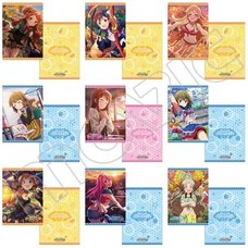 Idolm@ster Million Live! Clear File Collection Box Set