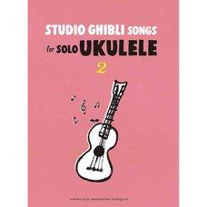 Studio Ghibli Songs for Solo Ukulele Vol. 2 English Version