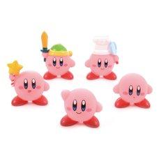 Kirby Soft Vinyl Mini Figure Set