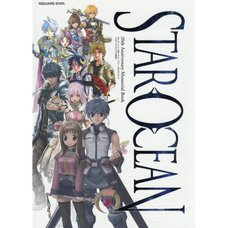 Star Ocean 20th Anniversary Memorial Book