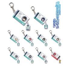 The Irregular at Magic High School: Visitor Arc Toji-Chara Acrylic Keychain Collection