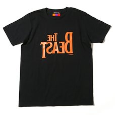 Radio Eva 098 The Beast Black x Orange T-Shirt
