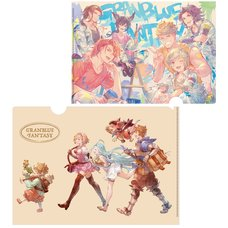 Granblue Fantasy Clear File Collection