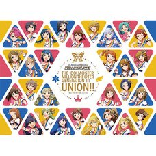 Union!!: The Idolm@ster: Million The@ter Generation 11 (CD + Blu-ray)