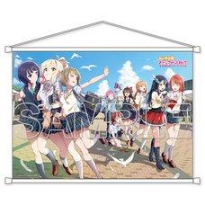 Love Live! Nijigasaki High School Idol Club B2-Size Tapestry Vol. 2