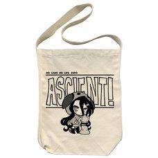 No Game No Life: Zero Schwi ASCIENT Natural Shoulder Tote Bag