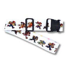 The King of Fighters Pixel Characters Suitcase Belt