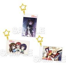 Love Live! Nijigasaki High School Idol Club Acrylic Keychain Collection