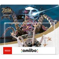 Legend of Zelda: Breath of the Wild - Guardian amiibo